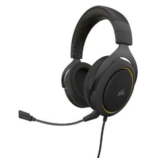 CA-9011214-AP ゲーミングヘッドセット HS60 PRO SURROUND Yellow イエロー [φ3.5mmミニプラグ /両耳 /ヘッドバンドタイプ]