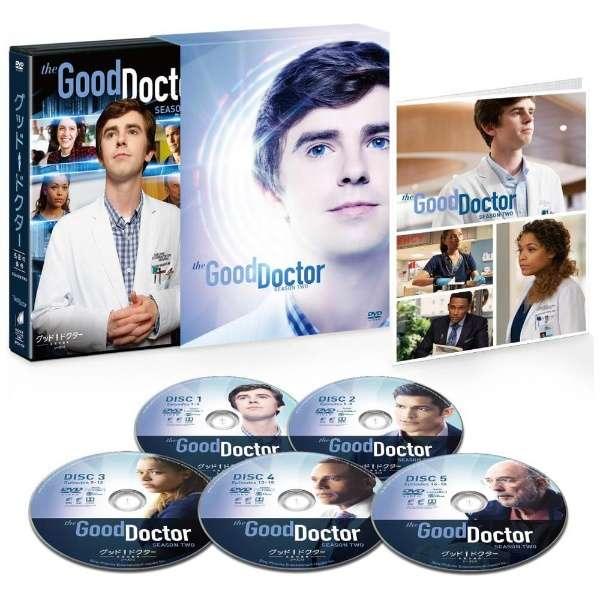 グッド・ドクター 名医の条件 シーズン2 DVDコンプリートBOX 初回生産限定 【DVD】