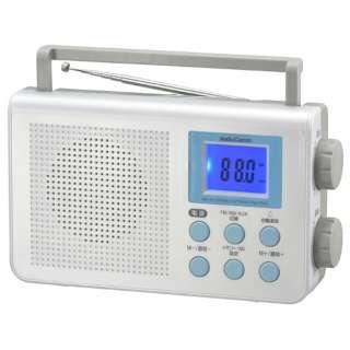 DSPラジオ AudioComm RAD-T650Z [AM/FM /ワイドFM対応]