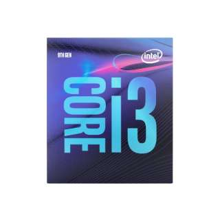 〔CPU〕 Intel Core i3-9100 BX80684I39100