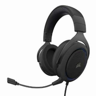 CA-9011217-AP ゲーミングヘッドセット HS50 PRO STEREO Blue ブルー [φ3.5mmミニプラグ /両耳 /ヘッドバンドタイプ]