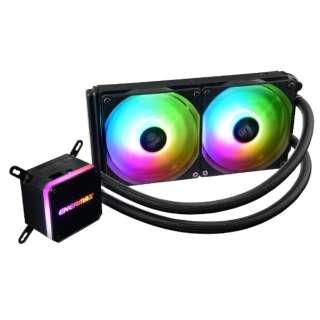 CPUクーラー LIQMAXIII ARGBシリーズ 9101-S-NV-B