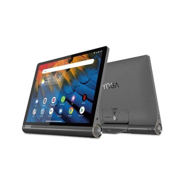 ZA3V0031JP Androidタブレット Yoga Smart Tab アイアングレー [10.1型ワイド /ストレージ:32GB /Wi-Fiモデル]