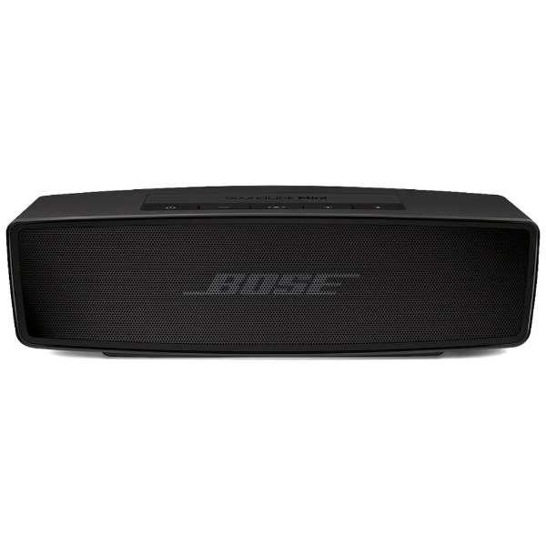 ブルートゥーススピーカー SoundLink Mini II Special Edition Triple Black [Bluetooth対応]