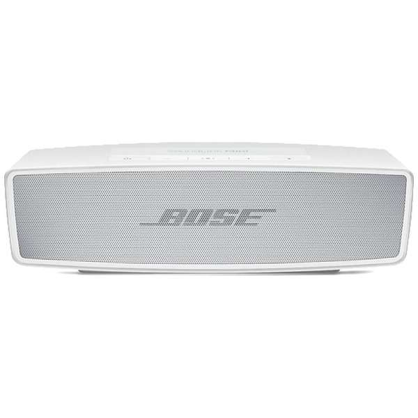 SLminiIISESLV ブルートゥーススピーカー SOUNDLINK MINI II Luxe Silver [Bluetooth対応]