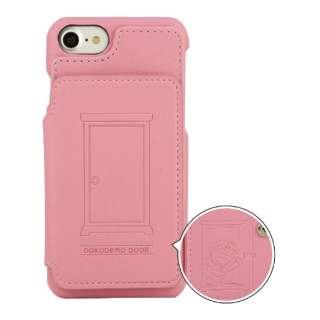 ドラえもん iPhone8/7対応カードフラップケース どこでもドア DR-54B