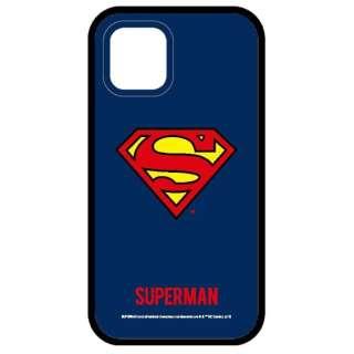 スーパーマン IIII fit iPhone11Pro対応ケース Sマーク SPM-71A