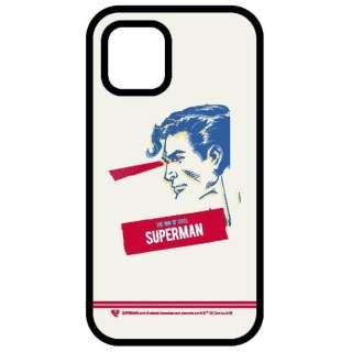 スーパーマン IIII fit iPhone11Pro対応ケース ヒートビジョン SPM-71B