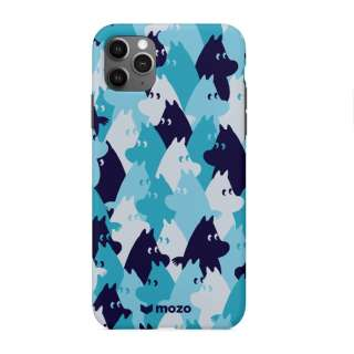 MOOMIN for iPhone 11 [ Blue camo ]
