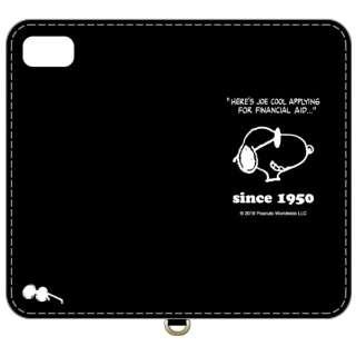 ピーナッツ iPhone8/7/6s/6対応フリップカバー ジョー・クール SNG-447B