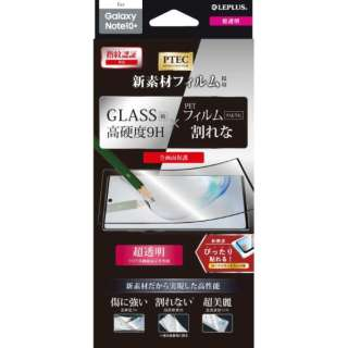 Galaxy Note 10+ PTEC 全画面フィルム 超透明
