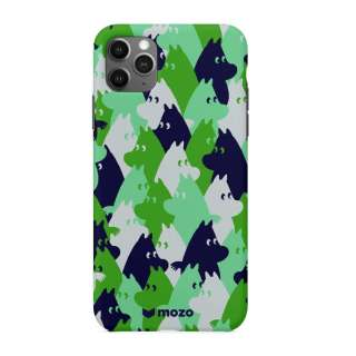 MOOMIN for iPhone 11 [ Green camo ]