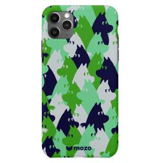 MOOMIN for iPhone 11 Pro [ Green camo ]
