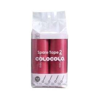 コロコロ コロフル スペアテープ2P(レッド) C4496 レッド