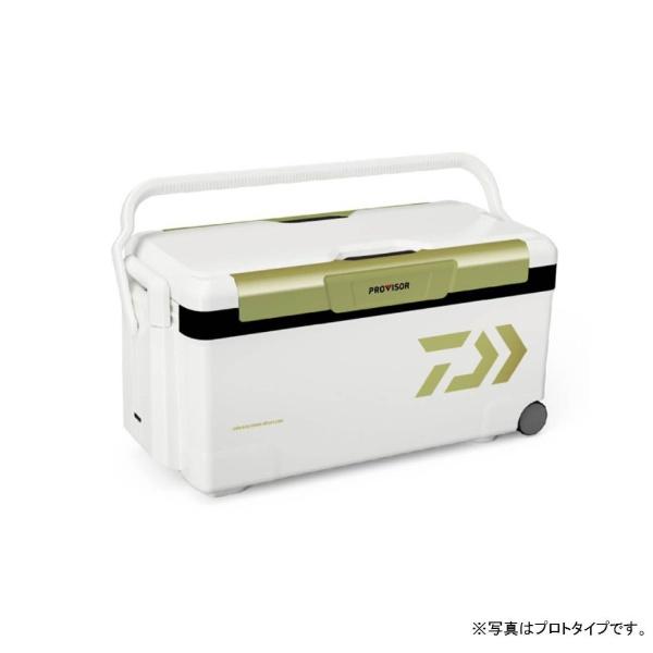 DAIWA プロバイザートランクHD ZSS 3500 [シャンパンゴールド]