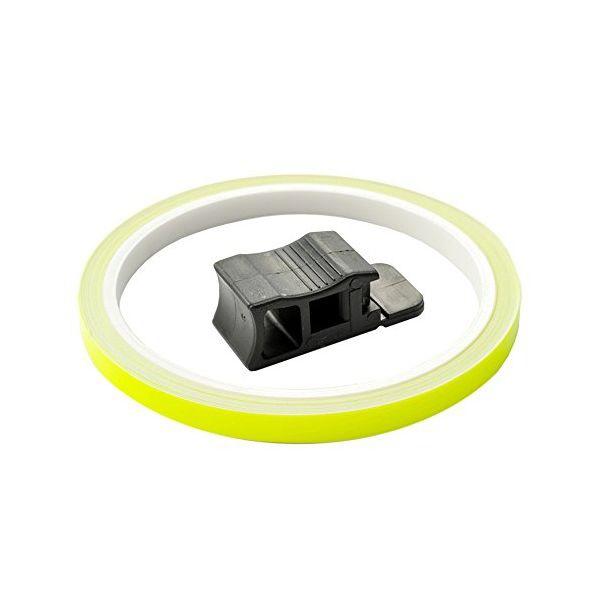 デイトナ 98018 PRO-GRIP ホイールテープ イエロー 7mm×6m