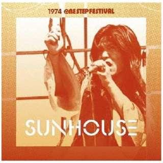 サンハウス/ 1974 One Step Festival 【CD】