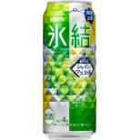[数量限定] 氷結 信州産シャインマスカット (500ml/24本)【缶チューハイ】