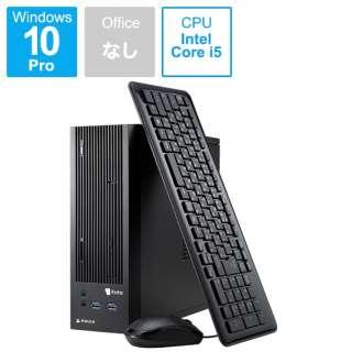 ENTA-BIZ94M8S2H-193 デスクトップパソコン Enta [モニター無し /HDD:1TB /SSD:256GB /メモリ:8GB /2019年11月モデル]