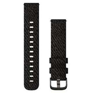 Quick Release バンド 20mm Black Pepper Woven Nylon / Slate 010-12924-53