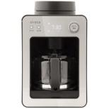 SC-A351-S コーヒーメーカー シルバー [全自動 /ミル付き]