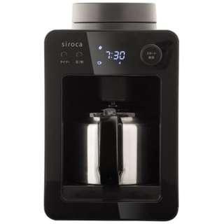 SC-A371-K コーヒーメーカー ブラック [全自動 /ミル付き]