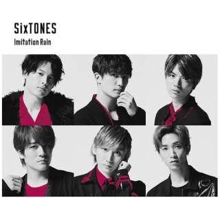 【特典付き】 SixTONES vs Snow Man/ Imitation Rain/D.D. 初回盤(初回限定プレス) 【CD】