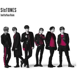 【特典付き】 SixTONES vs Snow Man/ Imitation Rain/D.D. with SnowMan盤(初回限定プレス) 【CD】