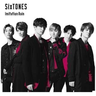SixTONES vs Snow Man/ Imitation Rain/D.D. 通常盤 【CD】