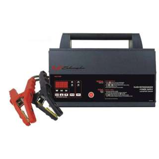 INC100J バッテリーチャージャー&パワーサプライ