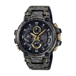 [Bluetooth搭載 ソーラー電波時計]G-SHOCK(Gショック)MT-G カモフラージュ柄モデル MTG-B1000DCM-1AJR