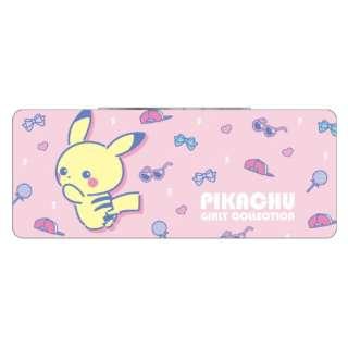 ポケットモンスター メガネケース PIKACHU GIRLY COLLECTION ピンク