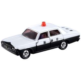 トミカ50周年記念コレクション 04 クラウン パトロールカー