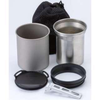 SOTO サーモスタック(マグカップ:350mL、400mL/ジョイント/マグリッド/リフター/収納ポーチ付) SOD-520