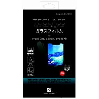 TEGLASSガラスフィルム for iPhone 11/XR PSSK-04