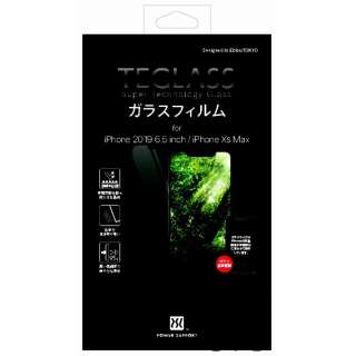 TEGLASSガラスフィルム for iPhone 11 Pro Max/XS Max PSSC-04