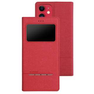 Wisdom series Red (iPhone 11) AFC-191704 レッド