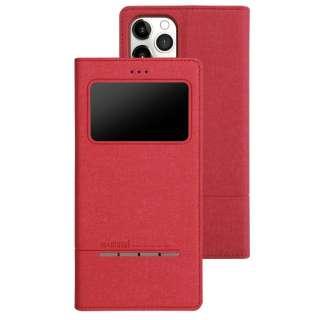 Wisdom series Red (iPhone 11 Pro) AFC-191804 レッド