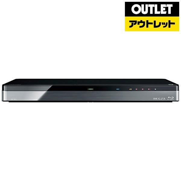 東芝 レグザブルーレイ 2TB 3チューナー DBR-T660 BD/DVDレコーダー