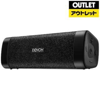 【アウトレット品】 ブルートゥース スピーカー Envaya Pocket [Bluetooth対応 /防水] DSB50BTBKEM ブラック 【外装不良品】