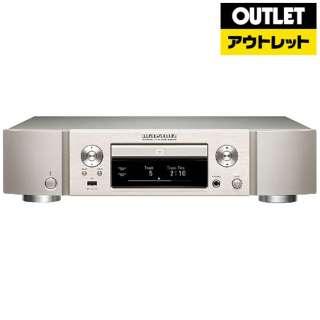 【アウトレット品】 CDプレーヤー [ハイレゾ対応] ND8006/FN シルバーゴールド 【外装不良品】