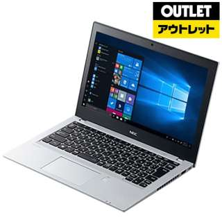 【アウトレット品】 12.5型ノートPC [Office付・Core i3・SSD 256GB・メモリ 4GB] VersaPro VB-4  PC-VKL27BJ6HC84ZCZZY 【数量限定品】