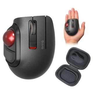 M-MT1BRSBK マウス トラックボール ブラック [光学式 /5ボタン /Bluetooth /無線(ワイヤレス)]