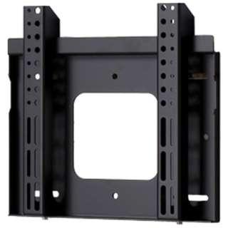 壁掛け金具 角度固定モデル セット販売品 [43インチ以下 /5個] WF02-300 ブラック