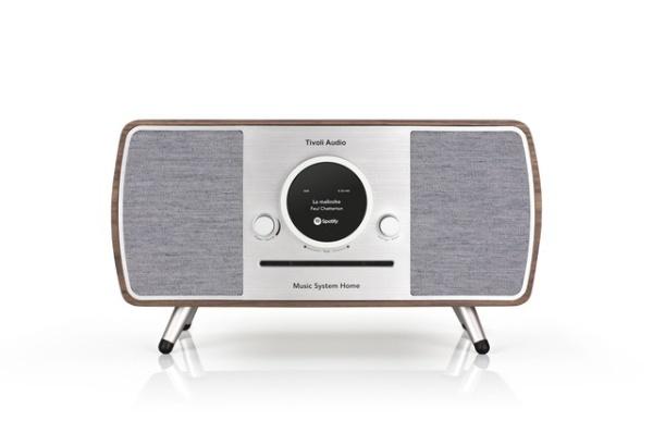 Music System Home MSYH-1945-JP [Walnut/Grey]