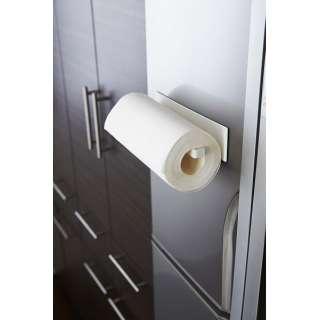 プレート マグネットキッチンペーパーホルダー(Magnet Kitchen Paper Holder Plate) 2439 ホワイト