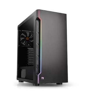 H200 TG RGB ThermaltakePCケース CA-1M3-00M1WN-00