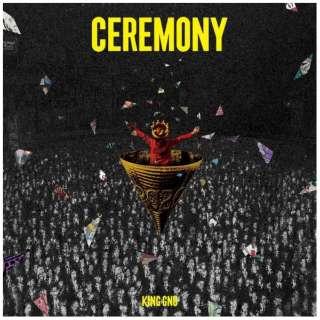 King Gnu/ CEREMONY 通常盤 【CD】