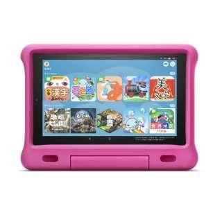 B07KD7CWB1 Fire HD 10 タブレット キッズモデル ピンク (10 インチ HD ディスプレイ) 32GB Amazon ピンク [10型 /ストレージ:32GB /Wi-Fiモデル]