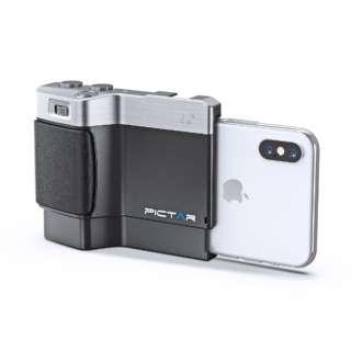 iPhone用カメラグリップ PICTAR ONE MARK II J MWPT-ONEBS42J ブラック